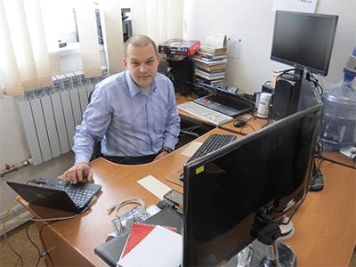 З 15 серпня виконуючий обов`язки начальника ЦТОІС - Дмітрієв Деніс Володимирович