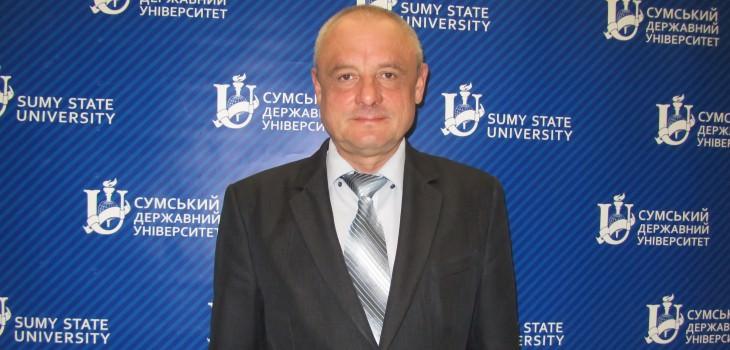 Вітаємо з днем народження Пономарьова Сергія Олександровича