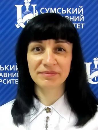 Дубова Світлана Олексіївна